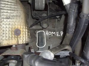 Номер двигателя форд фокус 2 где находится